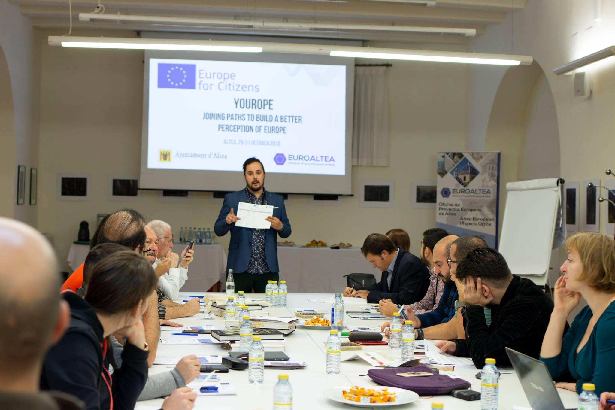 La firma Crea 360 se adhiere a a la red europea de consultoras «European Affairs Alliance»